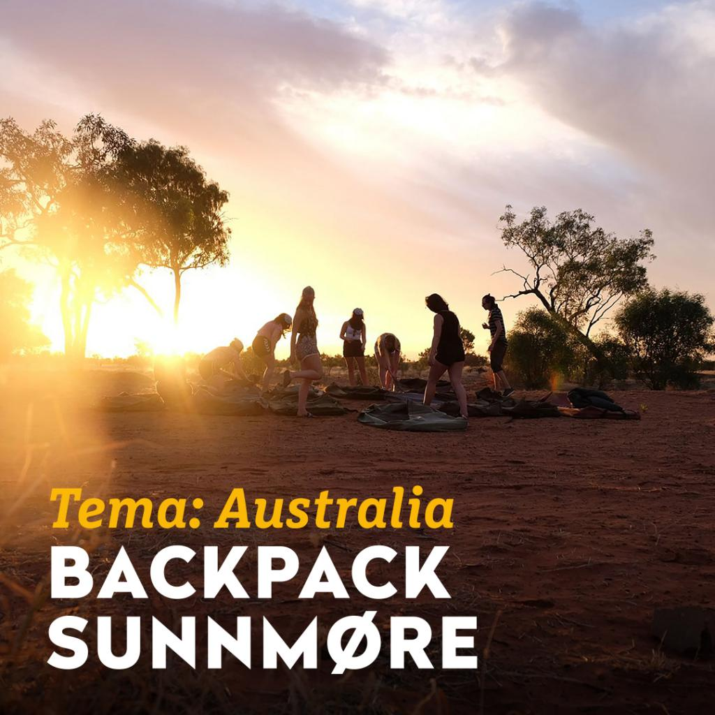 Backpack Sunnmøre Australia